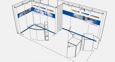 Haefely Test AG – Messestand