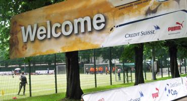 Schweizerischer Fussballverband SFV – Credit Suisse Cup – Event-Look